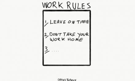 Leave The Office on Time (and don't take your work home)