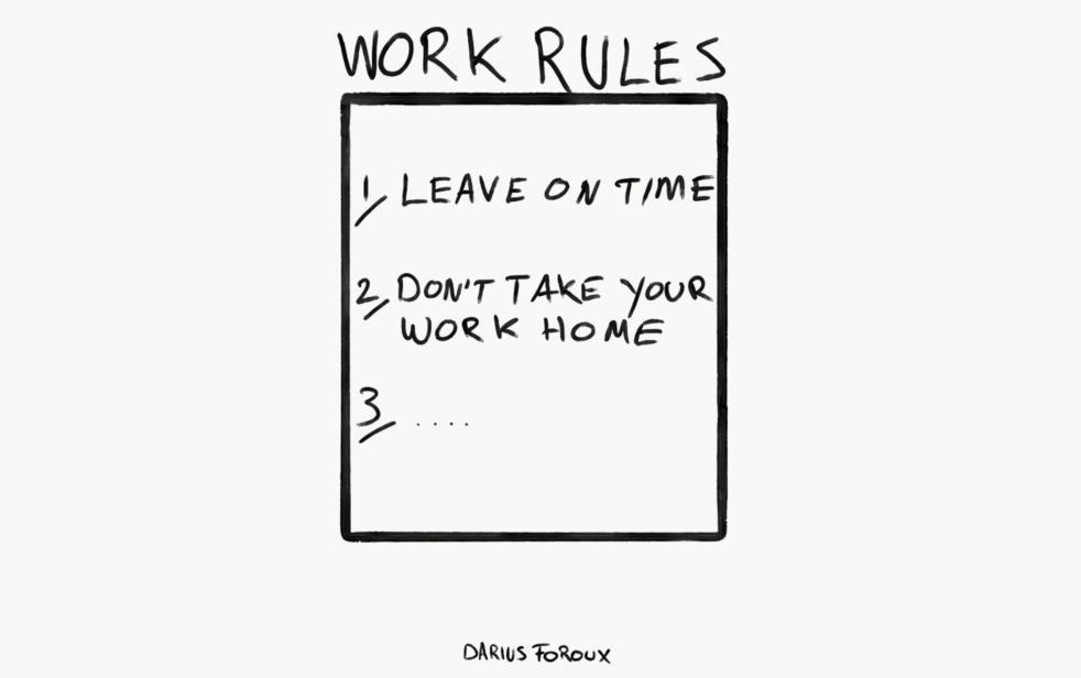 Bring Work Home Throughout Leave The Office On Time and Donu0027t Take Your Work Home For